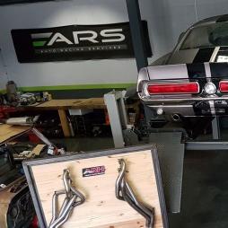 Vue de l'atelier A.R.S